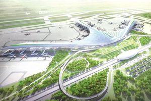 Sân bay Long Thành dùng đến 5.000ha đất là quá lãng phí?