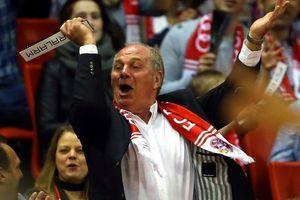 Uli Hoeness: Tôi muốn phục vụ Bayern cho đến hơi thở cuối cùng