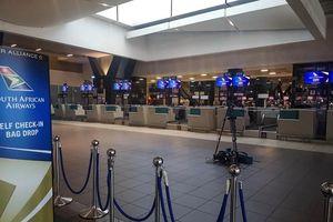 Đình công làm tê liệt Hãng hàng không quốc gia Nam Phi