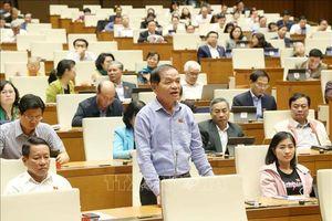 Bên lề Quốc hội: Ưu tiên dự án đem hiệu quả cao cho sự phát triển vùng đồng bào thiểu số