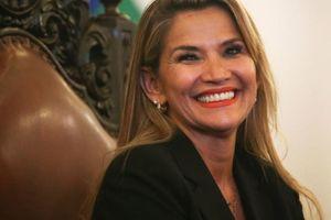 Nga bất ngờ công nhận bà Agnes là tổng thống lâm thời của Bolivia