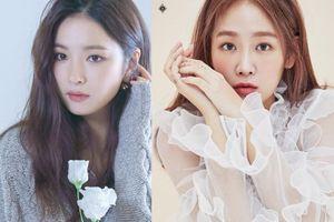 Shin Se Kyung đẹp hơn hoa - Soyou lần đầu đóng phim