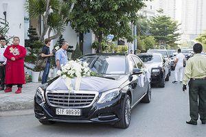 Rolls-Royce Ghost và Mercedes-Maybach S600 trong đám cưới Bảo Thy có gì đặc biệt mà giá gần 40 tỷ đồng?