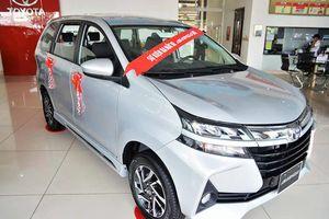 Toyota Avanza thất bại toàn tập trước Mitsubishi Xpander và Suzuki Ertiga