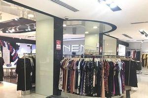 Vi phạm về nhãn, hãng thời trang NEM từng bị phạt 5,5 triệu đồng