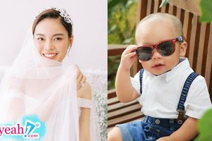Giang Hồng Ngọc gửi lời yêu thương đến con trai vừa tròn 1 tuổi trước ngày cưới