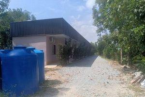 Kiên Giang: Sẽ tháo dỡ công trình xây dựng trái phép tại Khu sinh thái Thanh Kiều