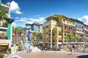 Dự án Sonasea Vân Đồn Habor City: Hải Phát Land phân phối độc quyền phân khu Singapore Shoptel