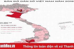 Thanh Hóa xếp thứ 3 toàn quốc về dân số