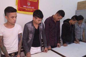 Thanh niên từ Huế vào Đà Nẵng huy động giang hồ tổ chức hỗn chiến