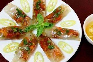 Nhớ Huế, nhớ cả thiên đường ẩm thực chợ Đông Ba