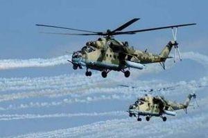Nga ồ ạt đưa máy bay, tên lửa đến căn cứ Mỹ ở Syria