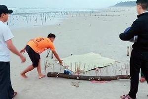 Thông tin thêm về vụ xác người không đầu dạt vào bờ biển Quảng Nam