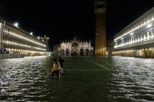 Thủ tướng Italy ban bố tình trạng khẩn cấp ở Venice
