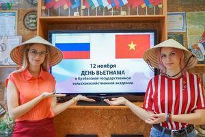 Khai trương thêm chi nhánh Hội hữu nghị Nga-Việt