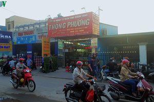 Hai đối tượng dùng súng cướp tiệm vàng tại TPHCM
