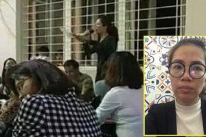 Sau phát biểu kỳ thị cha mẹ đơn thân, cô giáo cúi đầu xin tha thứ