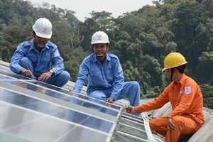 Phát triển điện mặt trời: Thiếu cơ chế phù hợp