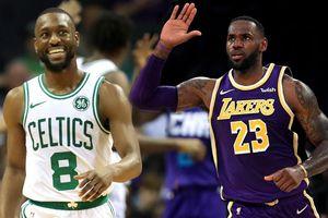 NBA 2019-2020 ngày 16/11: Los Angeles Lakers và Boston Celtics tiếp tục củng cố ngôi đầu của mình