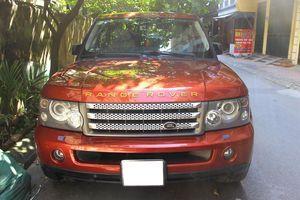 Range Rover Sport 11 năm tuổi giá hơn 900 triệu đồng