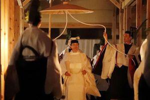 Nghi thức cuối cùng trong lễ đăng cơ của Nhật hoàng