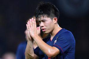 Tiền vệ Thái Lan: 'Đấu với tuyển Việt Nam không đơn giản'