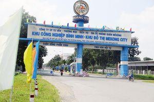 Nhiều khuất tất trong triển khai đầu tư xây dựng các khu - tuyến công nghiệp tỉnh Vĩnh Long