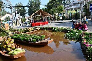 Khai mạc Lễ hội Dừa tại Bến Tre