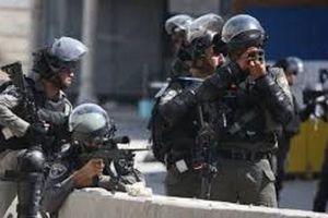 Quân đội Israel tấn công doanh trại Hamas tại Dải Gaza