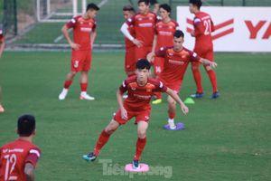 Tuyển thủ Việt Nam tự tin trước trận quyết đấu với Thái Lan