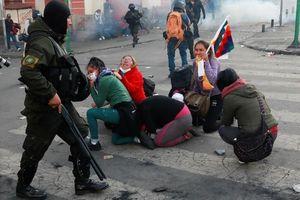5 người ủng hộ cựu Tổng thống Bolivia thiệt mạng