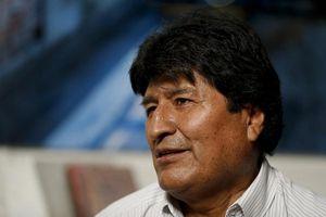 Cựu Tổng thống Bolivia nói 'không vấn đề' khi bị cấm tái tranh cử