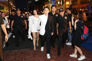 Vợ chồng Đông Nhi - Ông Cao Thắng tất bật chạy show sau đám cưới