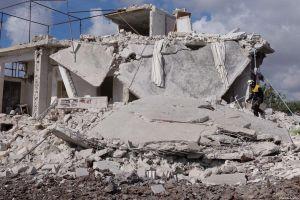 Syria: Cận cảnh các vụ không kích liên tục ở tỉnh Idlib