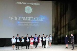 Kỷ niệm ngày Nhà giáo Việt Nam tại Đại học sư phạm quốc gia Moskva
