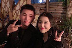 Han Sara chia sẻ ảnh chụp chung với Daesung: Chúc mừng oppa hoàn thành nghĩa vụ quân sự