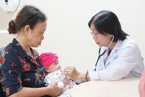 Bệnh viện Quốc tế City có phòng khám Nhi ngoài giờ