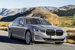 Xem trước BMW 7 Series mới sắp ra mắt tại Việt Nam