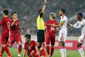 Ông Phan Anh Tú: 'UAE gần như đã thua Việt Nam từ trước khi ra sân'