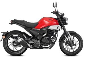 Honda CBF190TR lộ diện, dự đoán giá 'mềm'