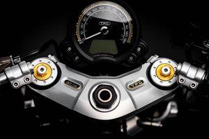 Siêu môtô cổ điển chỉ sản xuất 750 chiếc