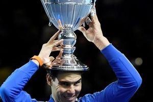 Nadal đang bước vào 'ngôi nhà huyền thoại'