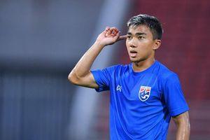 Cầu thủ nào của Thái khiến hàng phòng ngự đội tuyển Việt Nam phải để mắt?