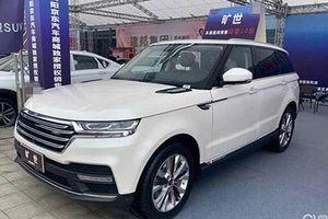 Xe Range Rover nhái chỉ 420 triệu đồng tại Trung Quốc