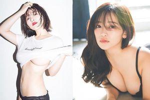 Vẻ nóng bỏng của nữ idol Nhật Bản sở hữu 'siêu vòng một'