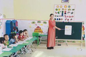 Cảm ơn nghề giáo đã cho tôi nhiều bài học, nhiều cung bậc cảm xúc