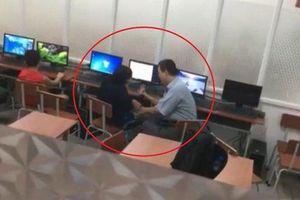 Chấm dứt hợp đồng thầy giáo sàm sỡ nữ sinh trong phòng máy tính