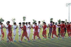 U22 Việt Nam hòa Myanmar trước ngày đi SEA Games