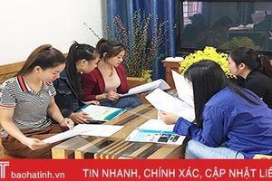 Xã ven biển Hà Tĩnh xuất khẩu lao động chính ngạch, giảm thiểu rủi ro cho người dân