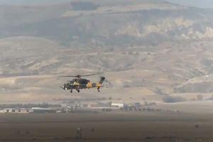 CLIP: Thổ Nhĩ Kỳ bay thử nghiệm thành công trực thăng ATAK FAZ-2
